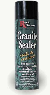 Rock Doctor 35106 Granite Sealer Case of 6