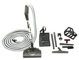 Wessel Werks  Villa Central vacuum kit 35 ft KCH13845 with headlight