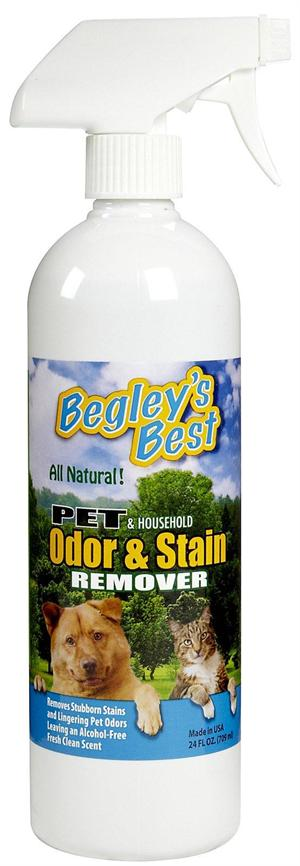 Begley'S Best Pet Stain & Odor Remover