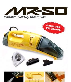 Vapamore Mr-50 Steam Vac