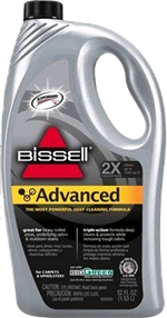 BISSELL® 49G5 Advanced Carpet Shampoo Cleaner Formula 32oz bottle