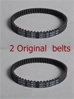 BISSELL Original PROHEAT 2X BELT 203-6688 / 2036688 package of 2
