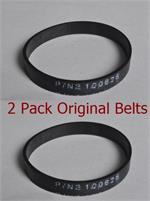Bissell Original carpet cleaners Flat Pump Belt 2150628 2 pack