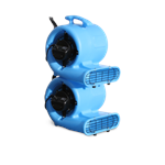 2200 Mytee Dry airmover stack