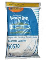 Kenmore I Bag 202 envirocare 8 bags to a pack