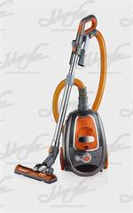 Johnny Vac Parke VC-T3513E-5 Canister Vacuum with Turbo Brush