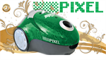 Johnny Vac Pixel Canister Vacuum