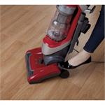 Kenmore 10135 Pet-Friendly Progressive Bagless Upright Vacuum - Silver/Red  Bare floor